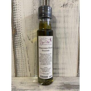 Kaltgepresstes Olivenöl - Bruschetta-