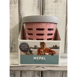 "Fruit & Veggie Pot "" To Go"" Nordic Pink"