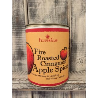 Bio- Fire roasted Cinnamon Apple Spice mit Kokosblütenzucker