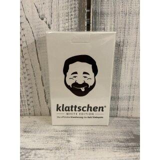 Kartenspiel Klatsche - White-