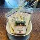 Geschenke Set Mepal Schüssel mit Dip & Senf